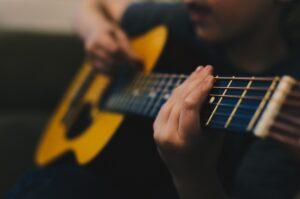 Banner violão